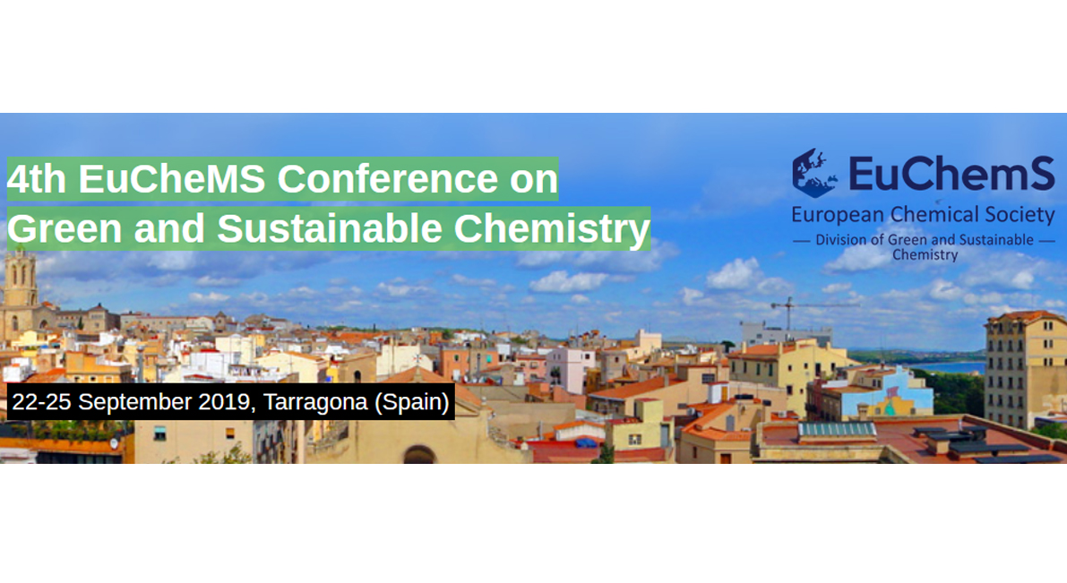 4th EuCheMS Conference on Green and Sustainable Chemistry (EUGSC-4)