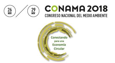 El Grupo Interplataformas de Economía Circular presente en CONAMA 2018