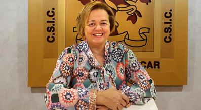 El C. G. de Colegios Oficiales de Químicos de España concede el Premio a la Excelencia Química 2018 a Rosa María Menéndez López, presidenta del CSIC