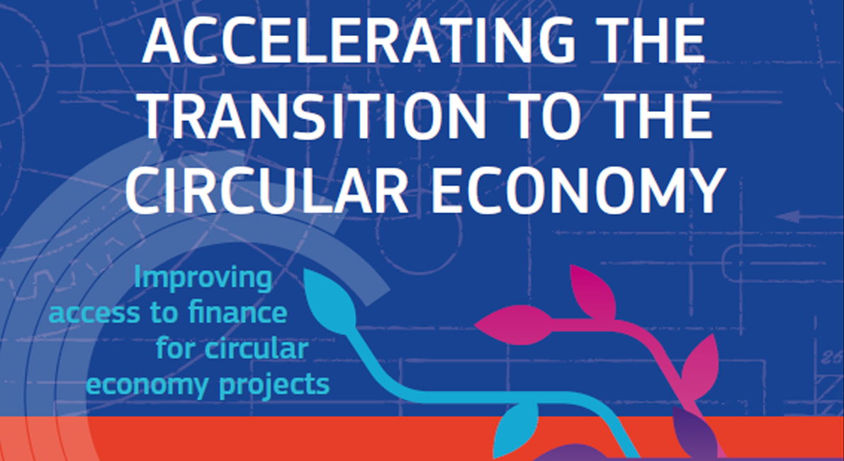 Accelerating the transition to circular economy