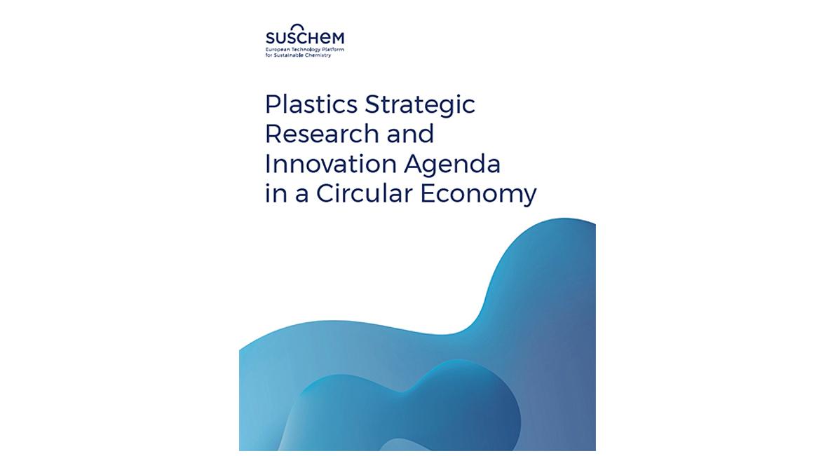 Publicada la Agenda Estratégica de Investigación e Innovación de Plásticos