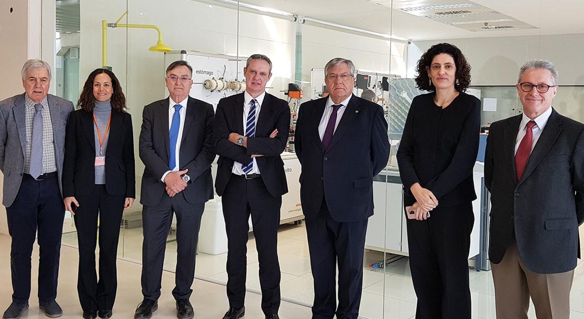 AINIA se adhiere a Feique como Business Partner y a SusChem-España como miembro directo