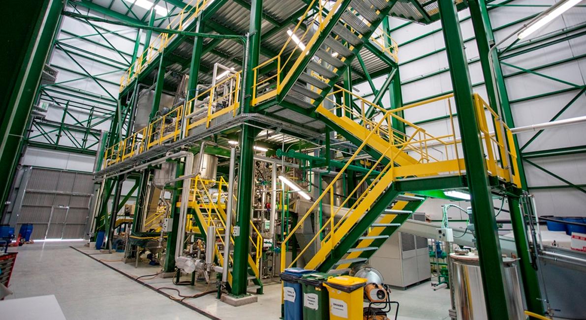 CENER desarrolla tecnología aplicable a futuras biorrefinerías urbanas, para avanzar hacia una bioeconomía circular