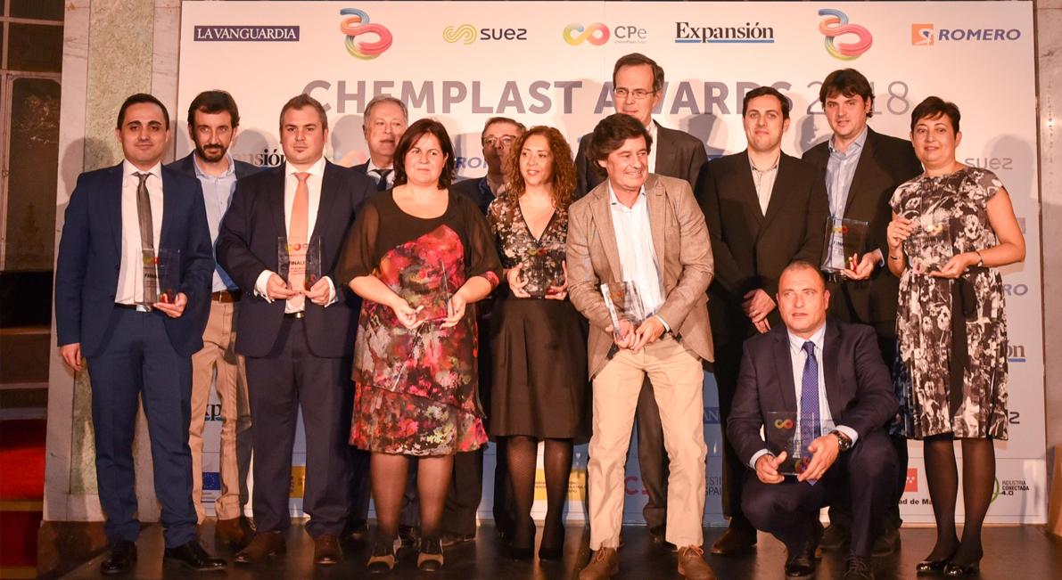 ChemPlastExpo 2019 convoca los ChemPlast Awards, los premios a la competitividad industrial