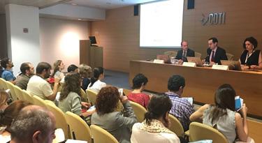 Más de 100 asistentes en la Jornada sobre Herramientas Europeas de financiación de la I+D+i en Economía Circular