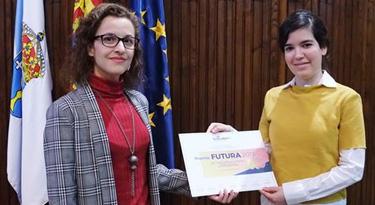 Entrevista a Marina Pérez Jiménez, premio SUSCHEM-JÓVENES INVESTIGADORES QUÍMICOS