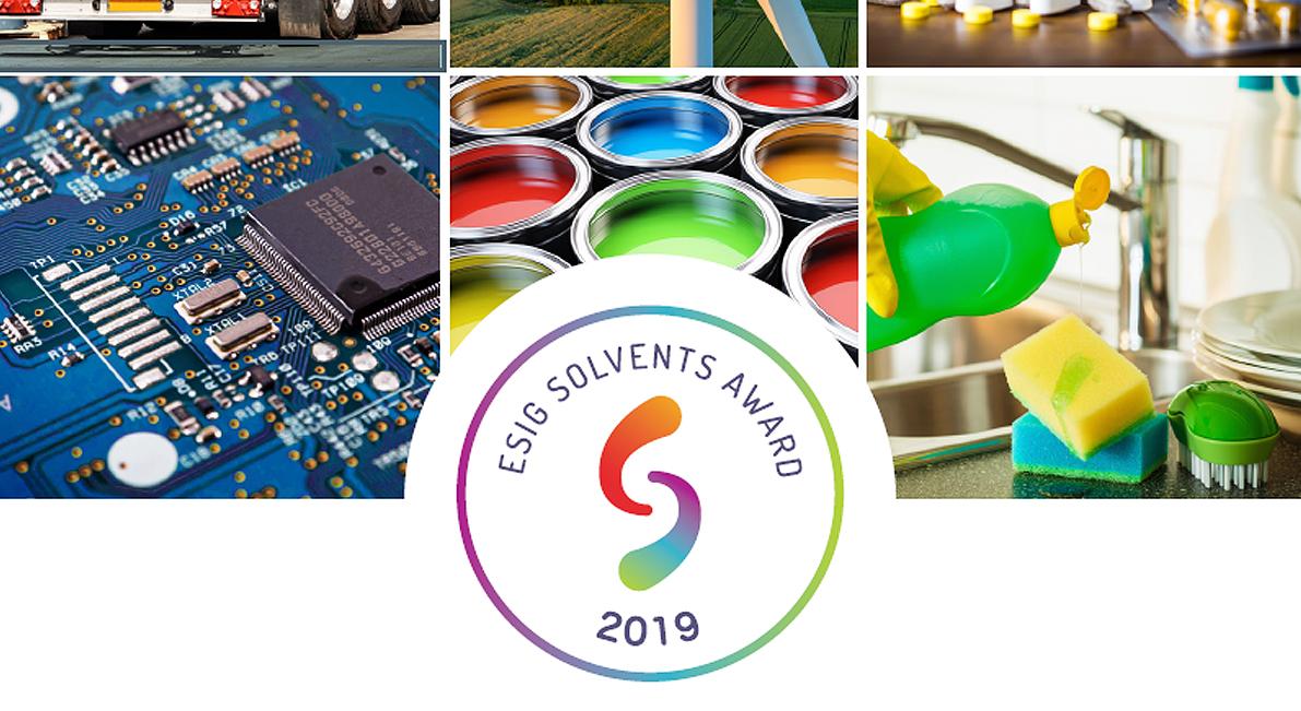Premio ESIG a los Disolventes (ESIG Solvents Award)