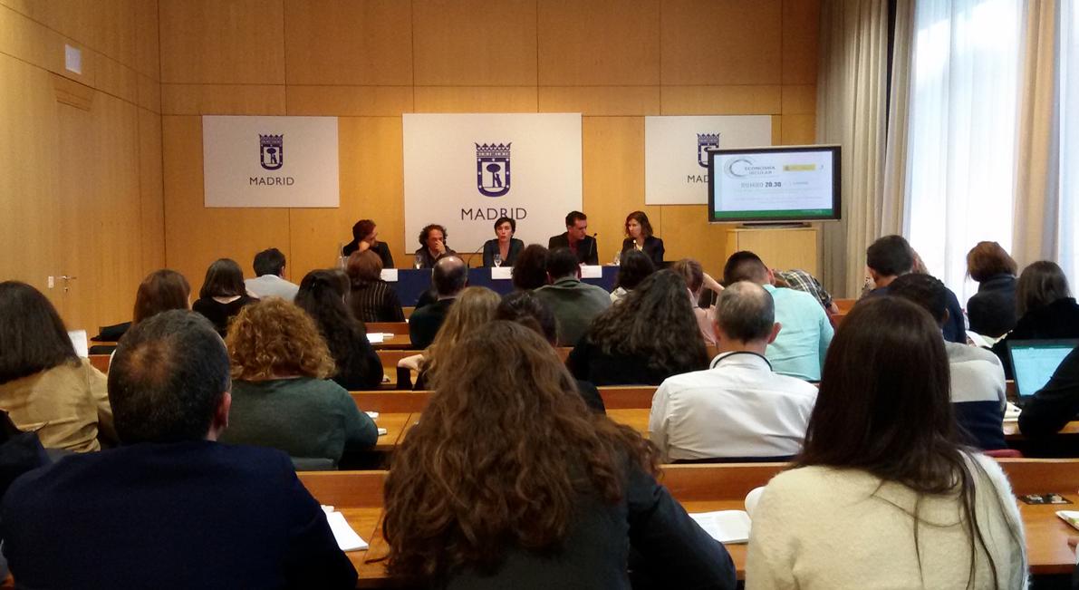 GIEC, Jornada: Casos de éxito sobre el uso eficiente de recursos, reutilización y revalorización de residuos