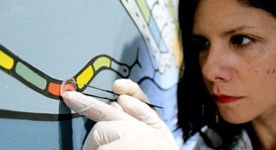 Ciencia para sanar el arte sin dañarlo