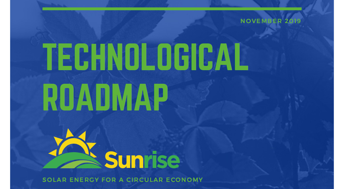 SUNRISE releases its technological roadmap to a clean energy EU