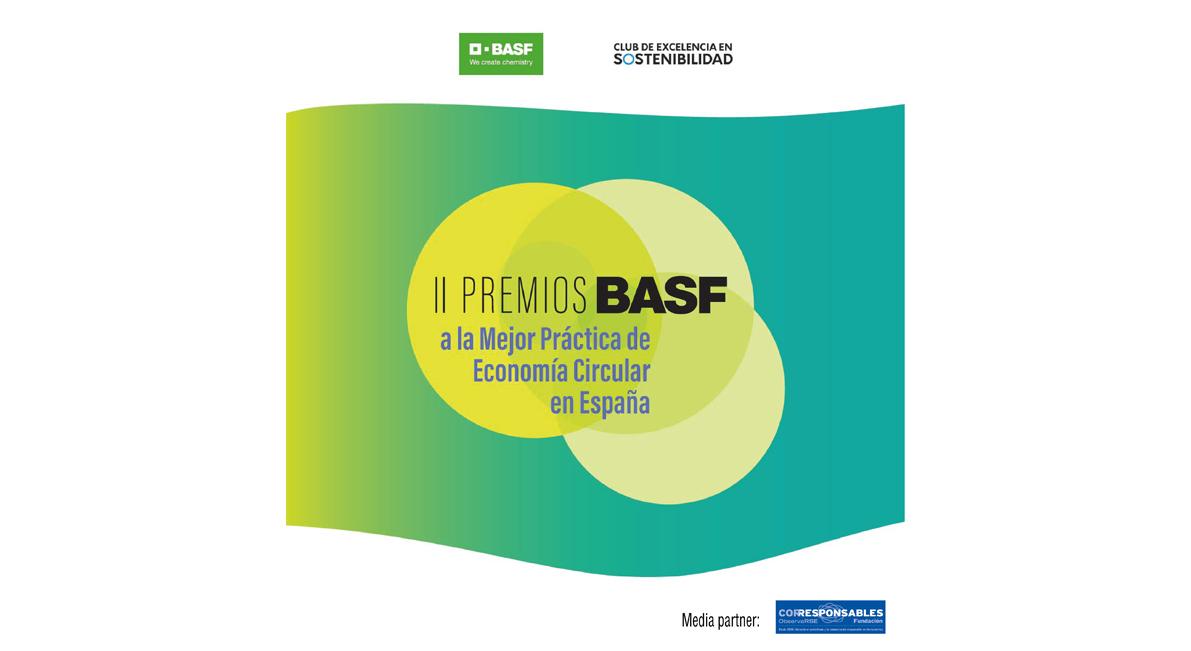 II Premios BASF a la Mejor Práctica de Economía Circular en España