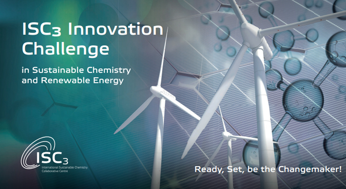 ISC3 – International Sustainable Chemistry Collaborative Centre