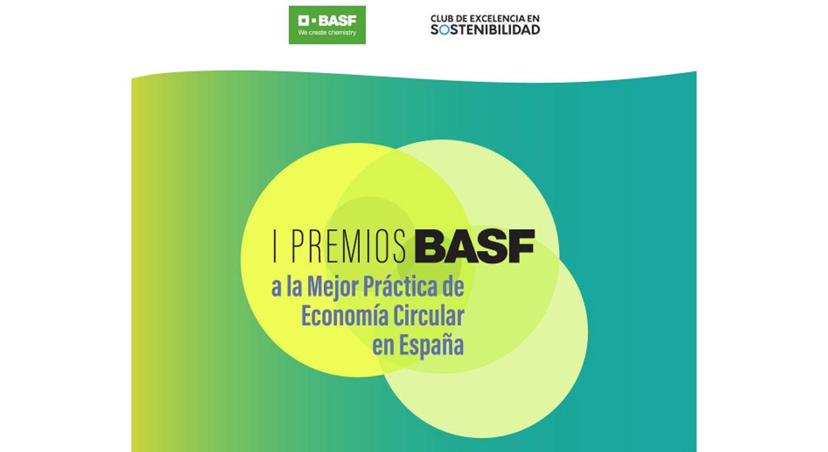 BASF y el Club de Excelencia en Sostenibilidad premian las mejores prácticas en Economía Circular