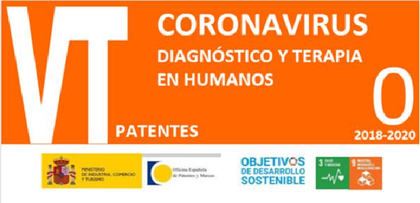 La OEPM lanza un nuevo Boletín de Vigilancia Tecnológica y nueva Alerta Tecnológica sobre Coronavirus: diagnóstico y terapia en humanos