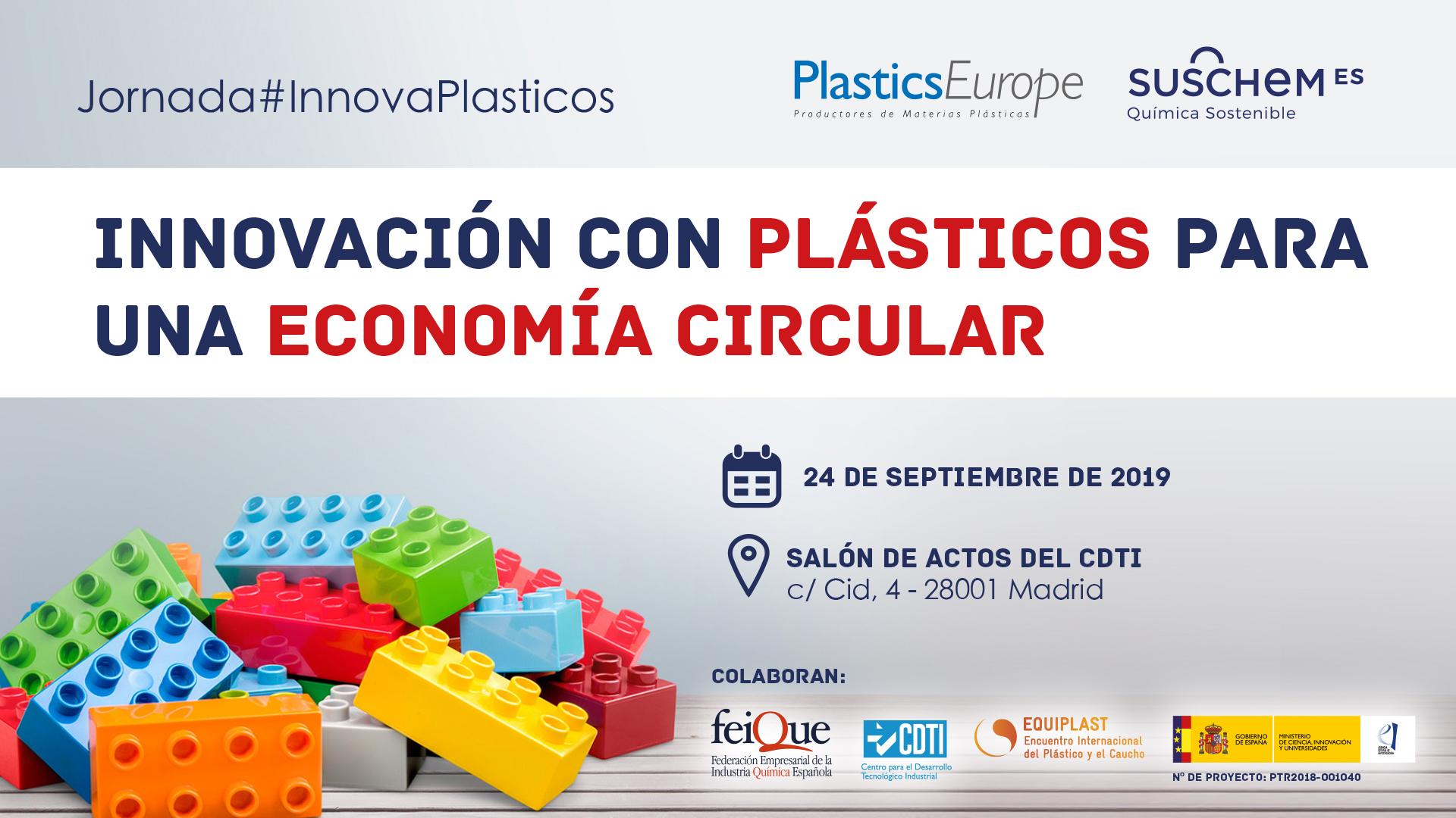 Innovación con Plásticos para una Economía Circular