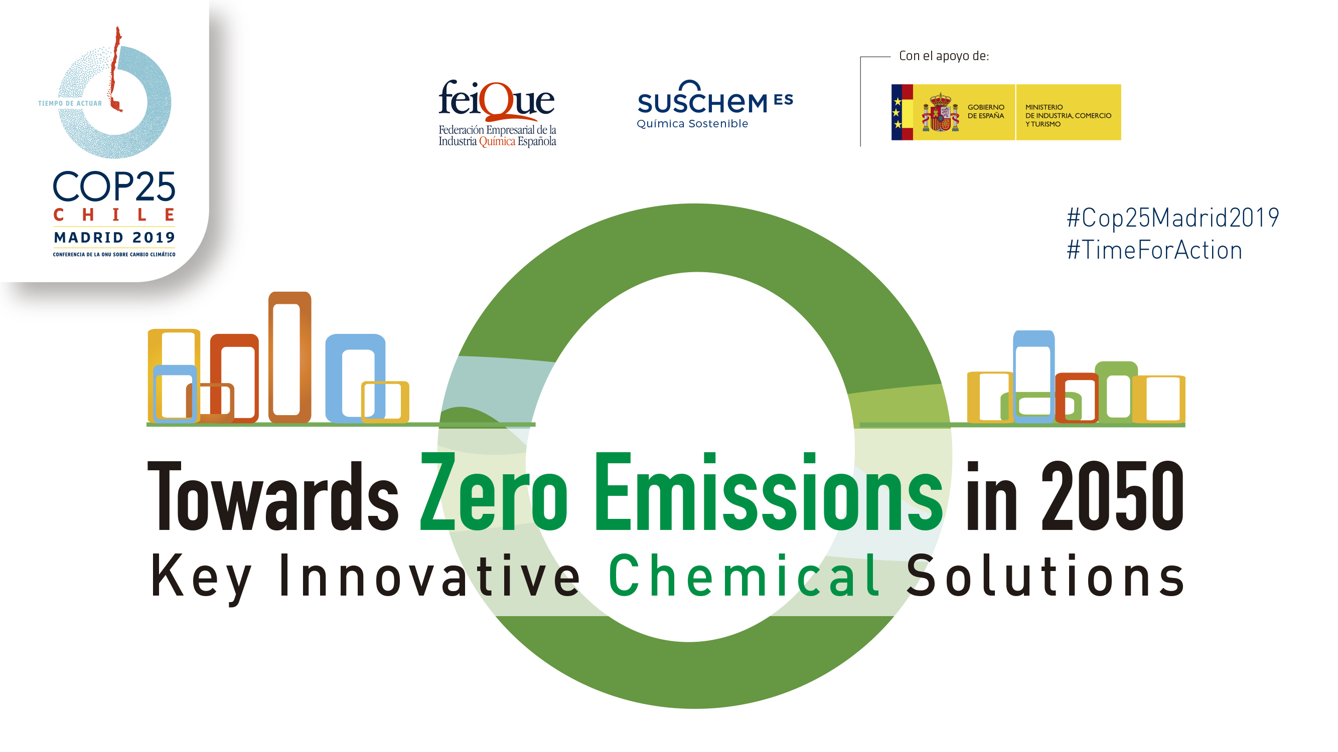 Towards Zero Emissions in 2050. Key Innovative Chemical Solutions