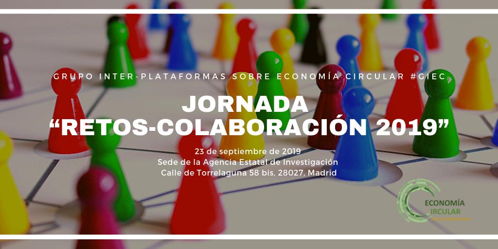 GIEC y AEI se unen para presentar la convocatiria Retos Colaboración 2019
