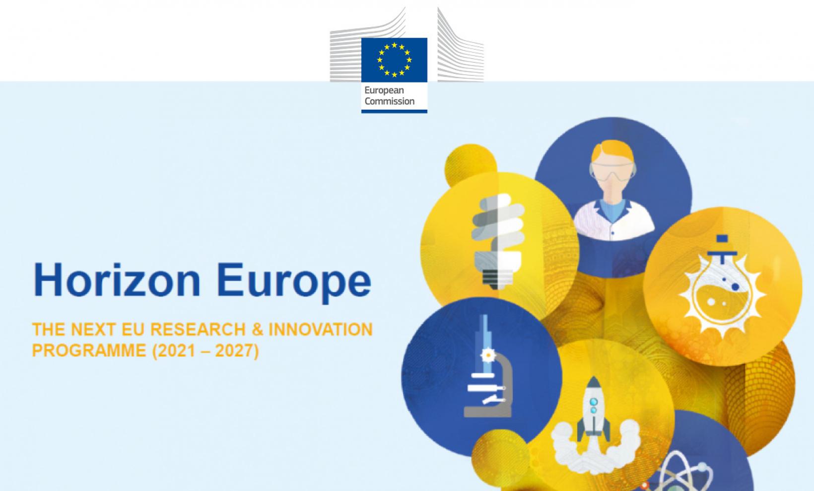 El futuro Programa Marco de I+D+I de la UE Horizonte Europa desde la perspectiva del Sistema Español de Ciencia, Tecnología e Innovación