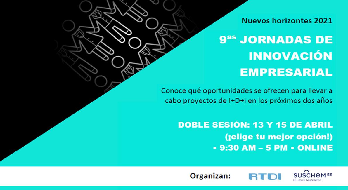 9ªs Jornadas de Innovación Empresarial