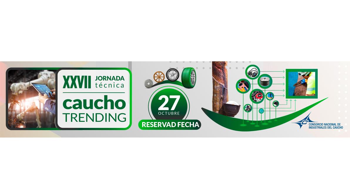 XXVII Jornada Técnica, CauchoTrending