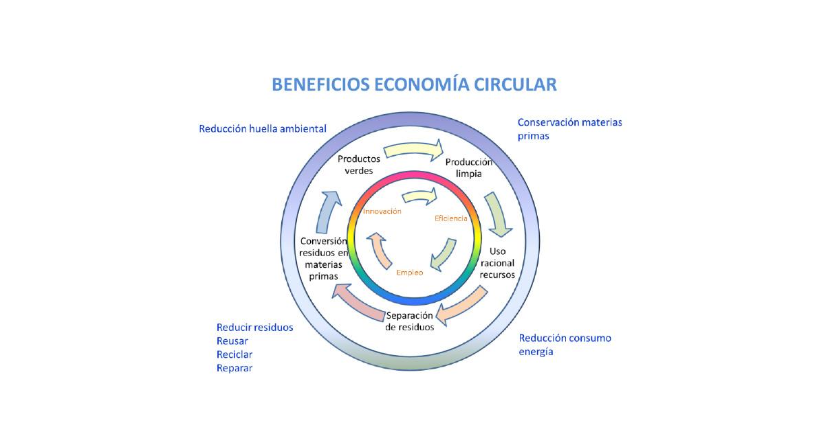Taller de Economía Circular. Hacia un nuevo modelo de Producción y Consumo