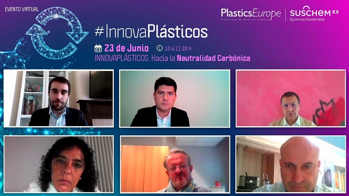 La innovación con plásticos, a la vanguardia de las soluciones para avanzar hacia la neutralidad carbónica
