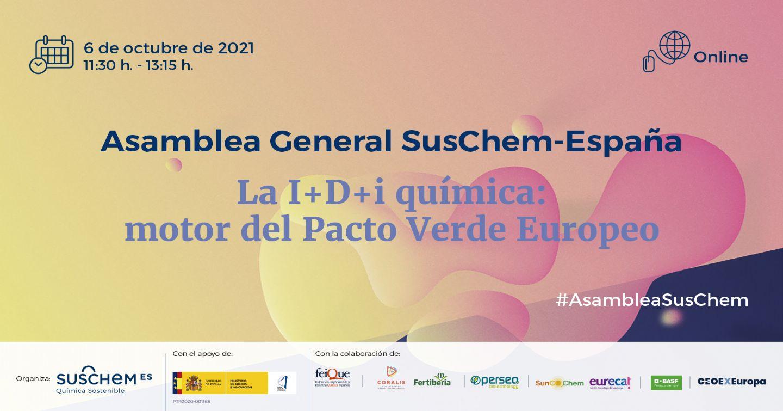 La I+D+i Química: motor del Pacto Verde Europeo