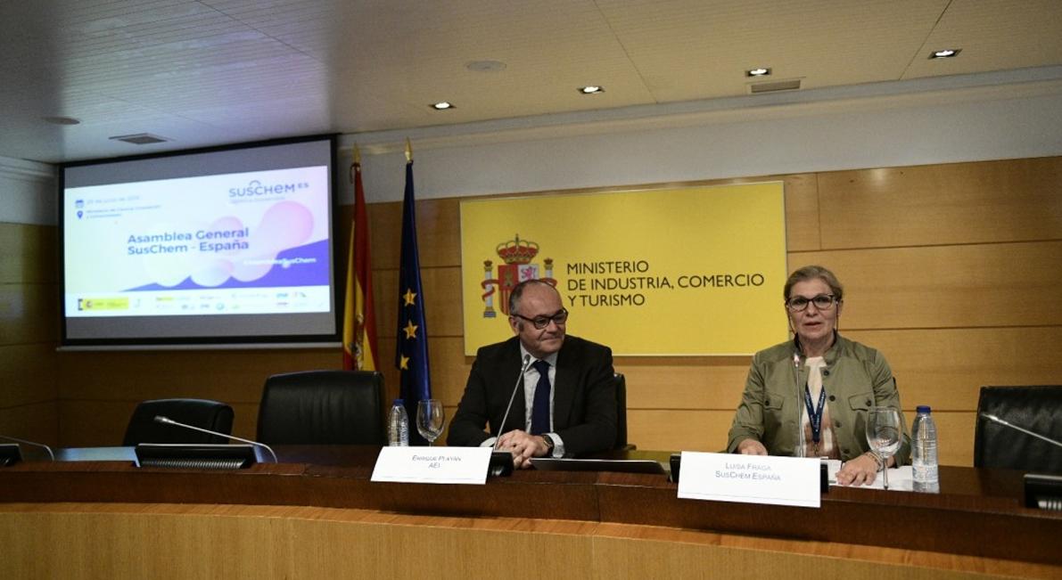 La Asamblea de SusChem-España 2019 analiza el HEU