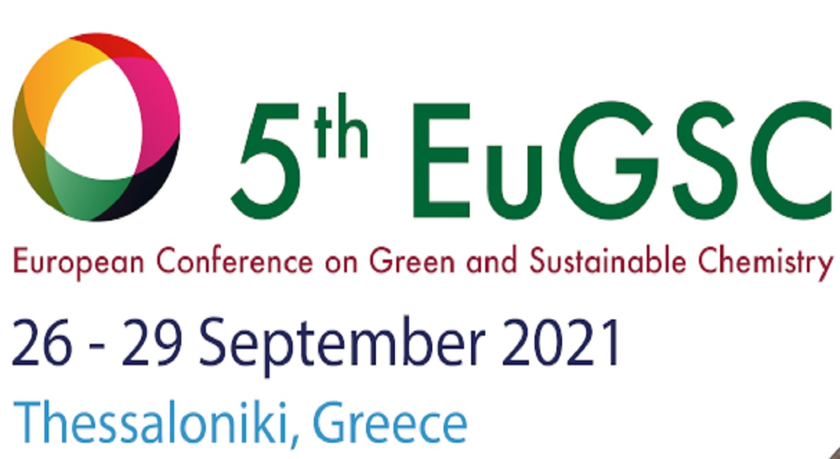 5th EuChemS Conference on Green and Sustainable Chemistry (5th EuGSC)