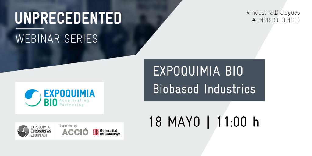 ExpoquimiaBio Digital: Biobased Industries